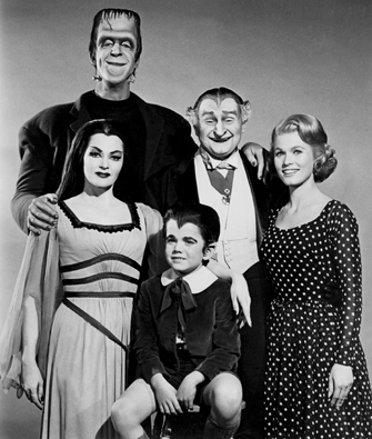Fred Gwynne as Herman Munster